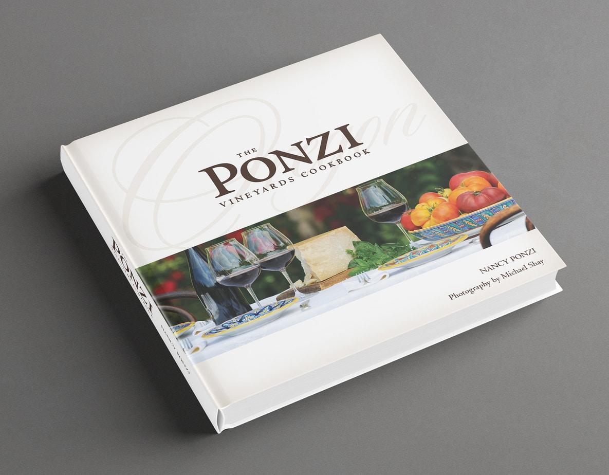 Ponzi Vineyards Cookbook